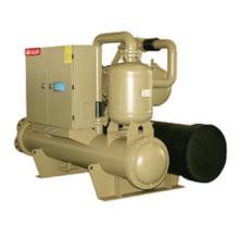 Resfriador de água salgada com parafuso para sistema HVAC