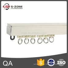 GD27 eletroforese alumínio cortina industrial trilha