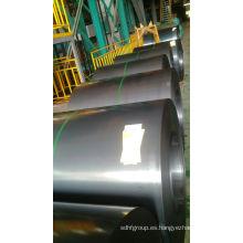 Bobina de acero laminada en frío recocido en negro