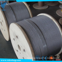Supply of SUS304 stainless steel 316 stainless steel wire rope
