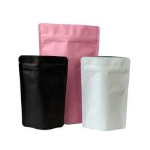 Bolsas de cáñamo de plástico negro Bolsa comestible resistente a los niños