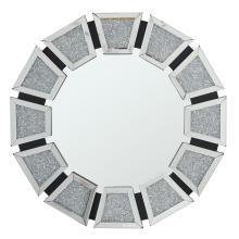 Miroir suspendu en cristal de diamant MDF miroir
