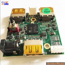 Агрегат pcba для управления многослойный агрегат pcba