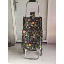 Faltbarer Einkauf Gemüse Einkaufstrolley