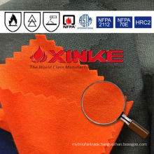High Visible Fire Resistant aramid Fabric for Clothing
