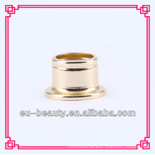 Shiny golden aluminium collar FEA 15mm for fragrances