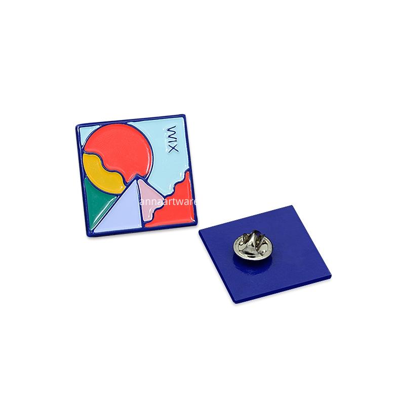 Metal Badge 6