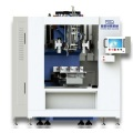 High Speed 3 Axis Short Filament Brush Machine