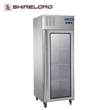 FRCF-3-1 FURNOTEL Puerta de vidrio Refrigerador resistente Refrigerador vertical Chiller