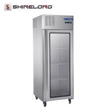 FRCF-3-1 FURNOTEL Réfrigérateur résistant de porte en verre Fancooling Upright