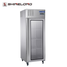 FRCF-3-1 FURNOTEL Porta de vidro Refrigerador resistente Fancooling Upright Chiller