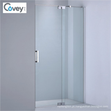 8mm / 10mm de vidro temperado chuveiro embutimento / banheiro chuveiro tela (KW02D)