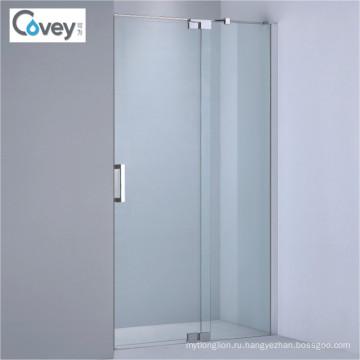 8mm / 10mm закаленное стеклянный душ шкаф / экран ванной комнаты (KW02D)
