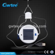 Lumière de lumière LED à induction de corps, éclairage LED extérieur