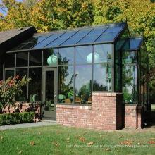 Feelingtop de haute qualité aluminium Europe Sunroom pour Garden House (FT-S)