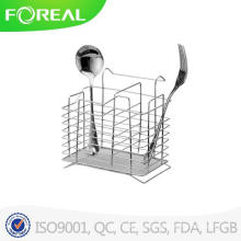Kitchen Accessories Metal Wire Utensil Holder
