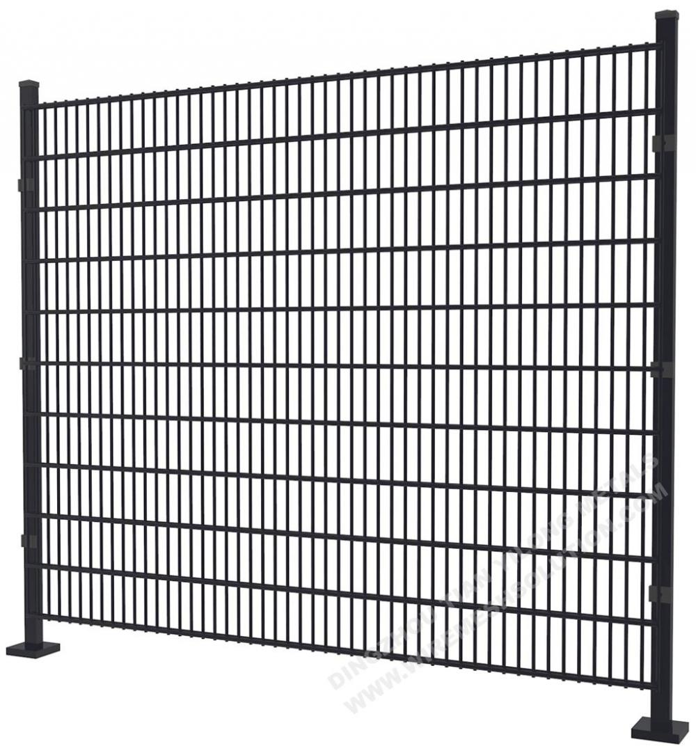 8/6/8 Double Wire Fence Panel