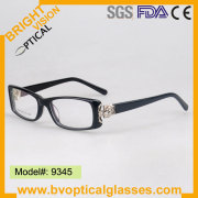 Bright Vision 9345 fashion acetate glasses frames