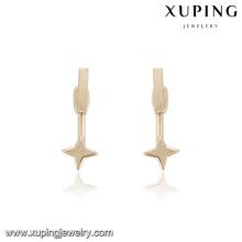 94557 xuping горячая распродажа тенденция мода формы звезды женские оптом шпильки серьги