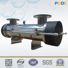 Cylinder Clean Aquaculture UV Disinfection System for Water Treatment