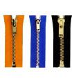 Brass Zipper 7029