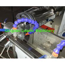 Tubo reforzado de PVC, máquina flexible de extrusión de tubos de PVC