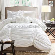 Madison Park Delancey Multi Piece Comforter Duvet Cvoer White Bedding Set