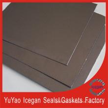 Plaque composite en acier inoxydable et graphite Pièces auto