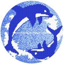 Мозаика с мозаичным рисунком Мозаика для бассейна (HSP322)