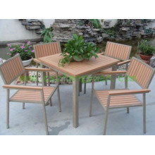 Wood Plastic Composite Outdoor Furniture