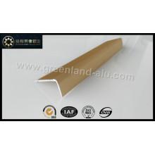 L Forma Alumínio Tile Trim para Apuramento do Piso com todas as cores