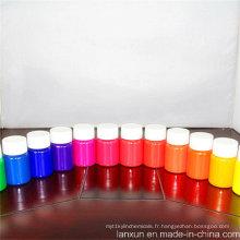 Colorant pigment noir pour teinture textile