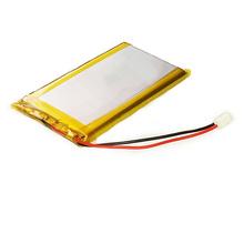 2500mAh Polymerakku für GPS-iPod-Kamera-Tablet
