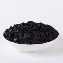 6 * 12 malla de cáscara de coco carbón activado para la refinación de oro