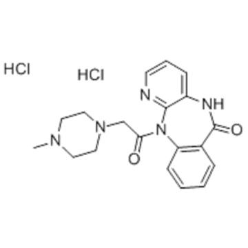 pirenzepine  CAS 28797-61-7