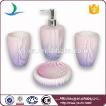 Fabricante de accesorios de baño de cerámica, accesorios de baño chino