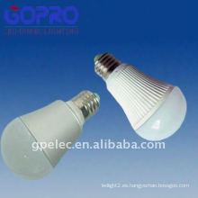 Larga vida E27 LED bombillas fluorescentes con CE y RoHS