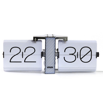 Flip Clock Inoxidable con Luz