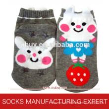 Chaussettes en coton pour bébé 3D Computer