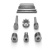 Precision 304 Stainless Steel Rack Pinion Gear