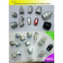 NPT PG METRIC metal liquid tight connector,LT connector,LT f