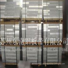 China fornecedor h32 5083 folha de liga de alumínio para marinha