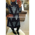 2017 New Design Fashion Ladies Christmas Clothing Everyday Dress Women Casual