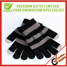 Luvas de toque de tela de inverno de qualidade superior