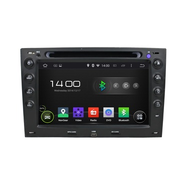 Android Auto DVD-Player für RENAULT Megane