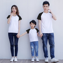 New Fashion Design for China Short Sleeved T Shirts,Men'S T Shirts,Long Sleeved T Shirt,V Neck T Shirt Manufacturer Fast dry t-shirt for couple and child's supply to Spain Factories