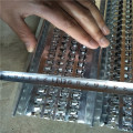 Memperluas Stainless Steel Hy Rib Lath Metal