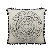Imitation of ancient coins designed cushions