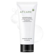 Organic Facial Whitening Moisturizing Cleanser Amino Acid Anti-Acne Natural Foaming Face Wash