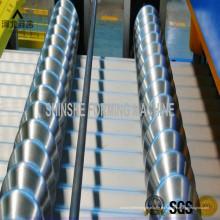 Máquina formadora de láminas para techos de corrugación